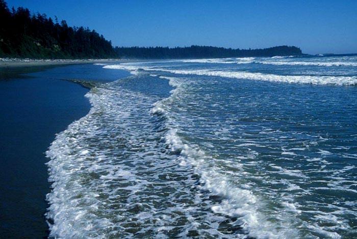 Wickaninnish Beach, Vancouver Island, B.C.