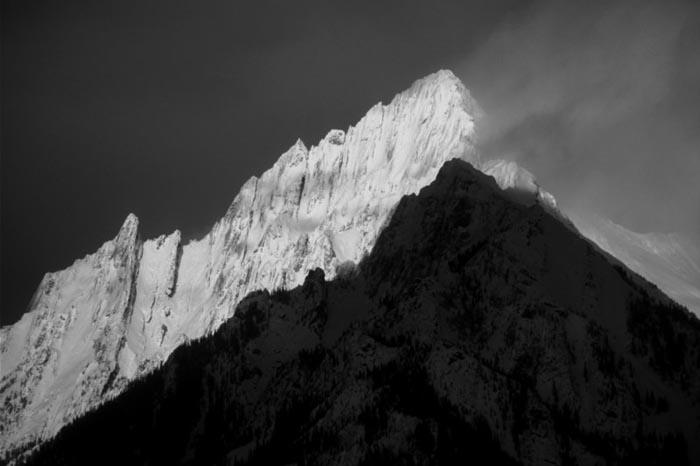 Sawback Range, Banff Canada