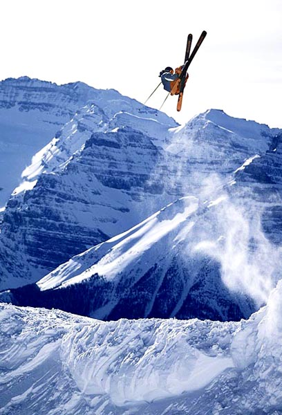 Hip Air, Lake Louise, Alberta - Eric Hjorleifson
