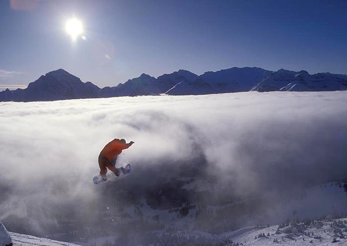 Inversion Method, Lake Louise, Alberta - Dennis Bannock