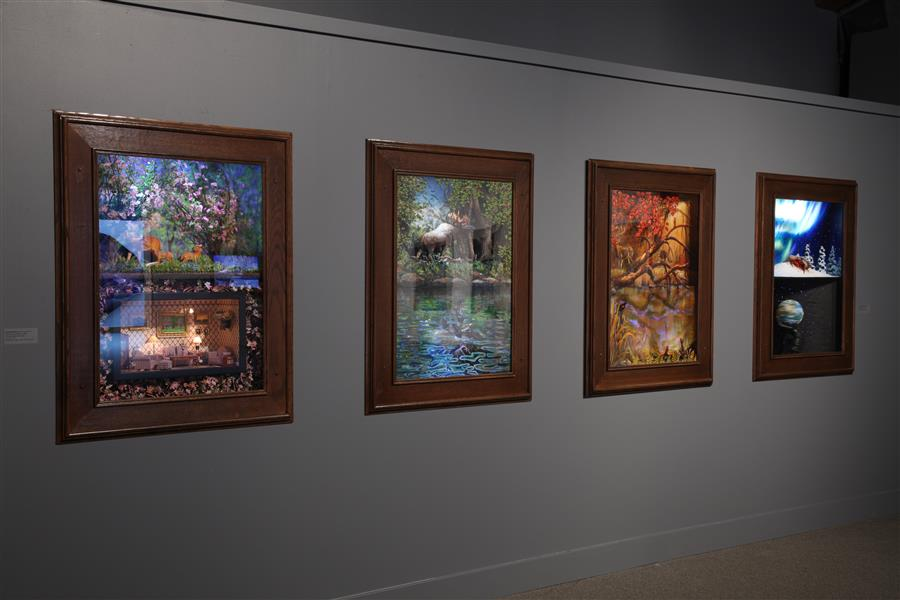 2014, Whyte Museum Exhibition Installation, Dan Hudson (4) 900