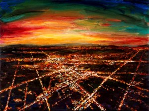 Night Flight Paintings (2006)