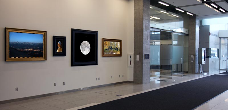 Measures of Time, U of C Commission installed PS 800