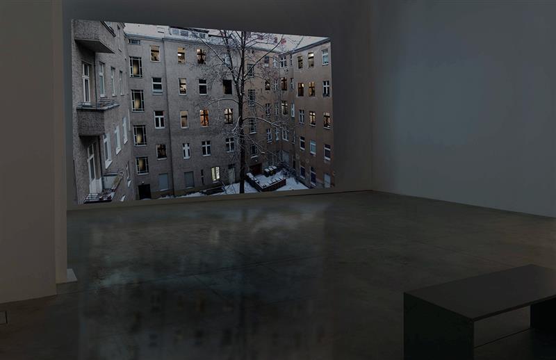 Winter Hof, 2012 looping 4K video, installation, Dan Hudson 1200 800